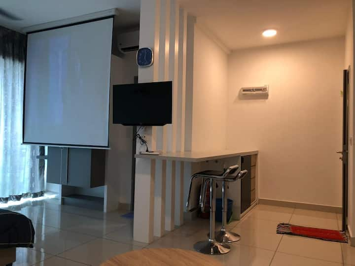 MIRAD EVO SUITE BANGI - Private Cinema