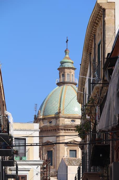 Via Porta di Castro