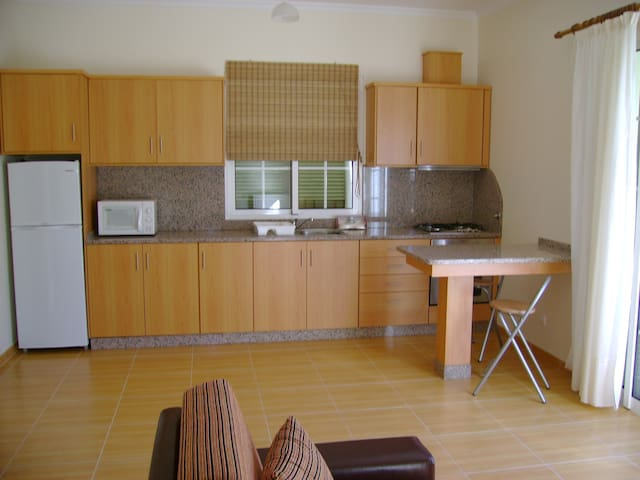 Studio apartment in the center of Santana