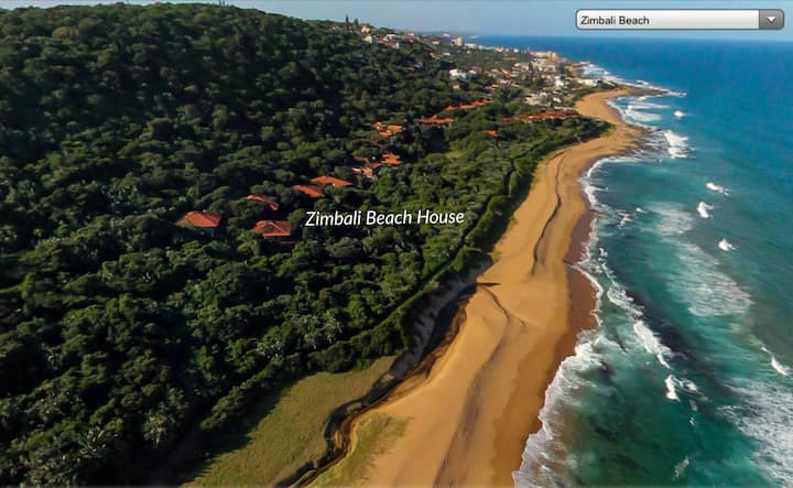 Zimbali Beach House 4 Weavers Pond