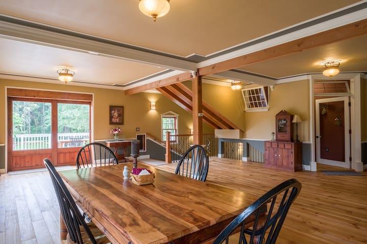 Guest House with Farm Views (Vashon Island)