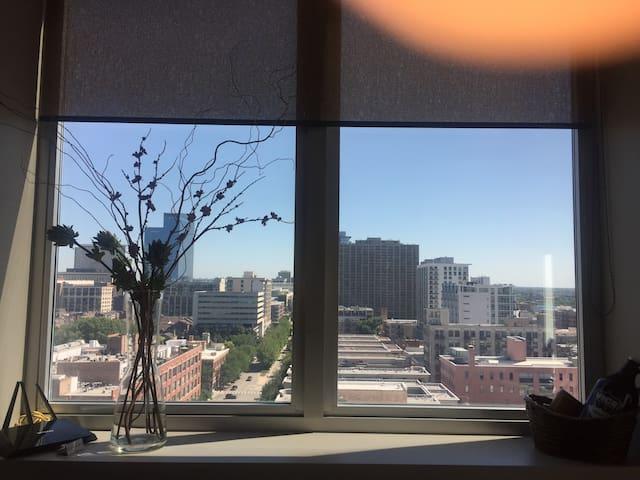 Cityscape Views