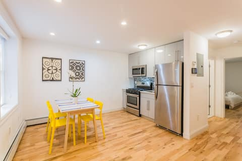 Newly Renovated Apartment with Garden Access