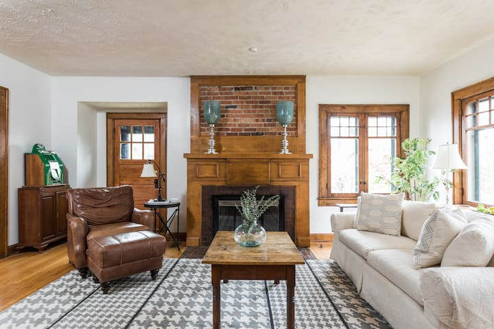 Well-Appointed, Spacious Downtown Home - Indianapolis - House