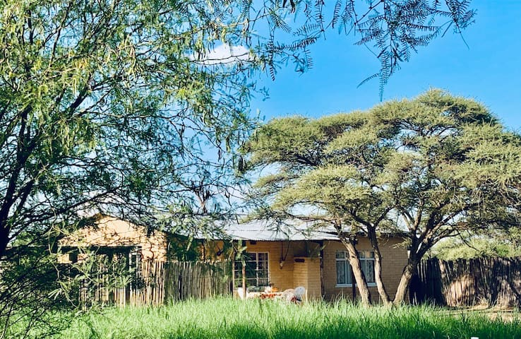 Marrick Safari: Hunter's Cottage
