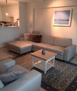 luxe appartement Knokke Lippenslaan - Knokke-Heist - Sovesal
