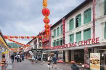 Best location - Chinatown walking street