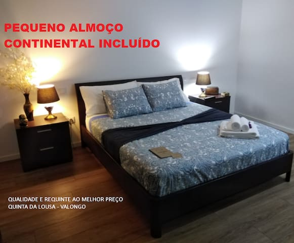 QUINTA DA LOUSA GUEST HOUSE - VALONGO - PORTO