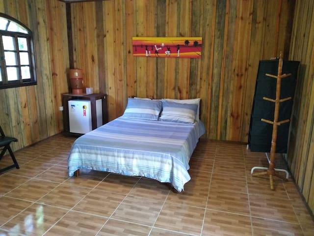 Pousada Serra Verde Chalé Accessível