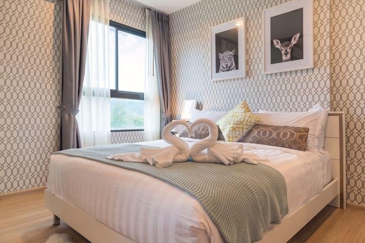 Stylish room Nr Bangtao beach Great location