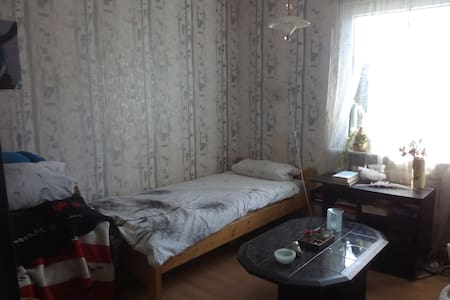 Cosy room in a house; village is near Schwerin - Hus