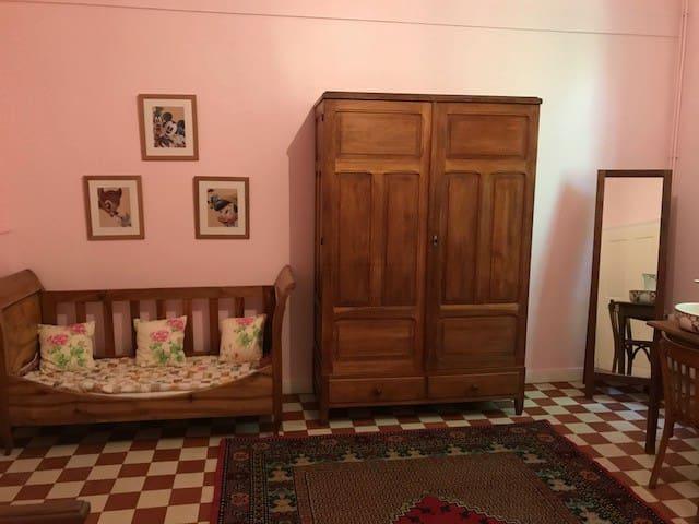 Chambre 3 (2 lits simples 100x190)