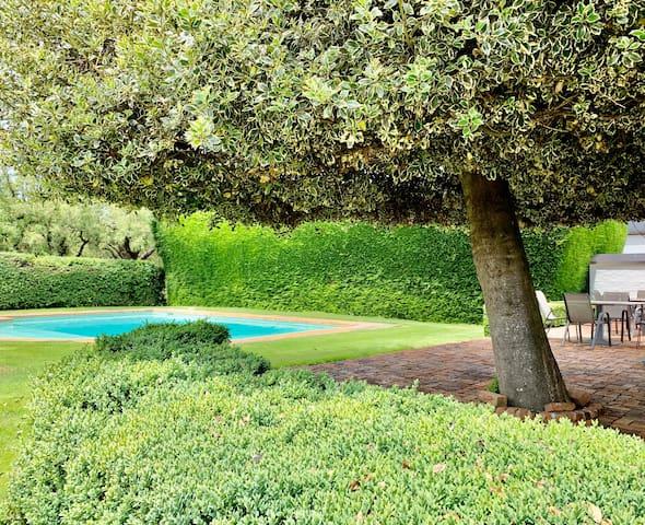 STAY ON A FARM! -The Coach House-  @ Vaucluse Farm