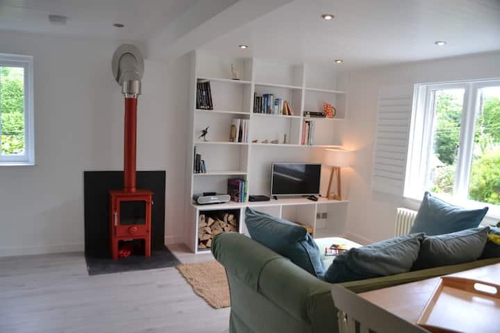 The Nod, Lamorna, Cornwall - luxurious retreat