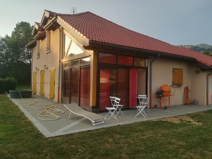 villa beaumont avec beaucoup de charme