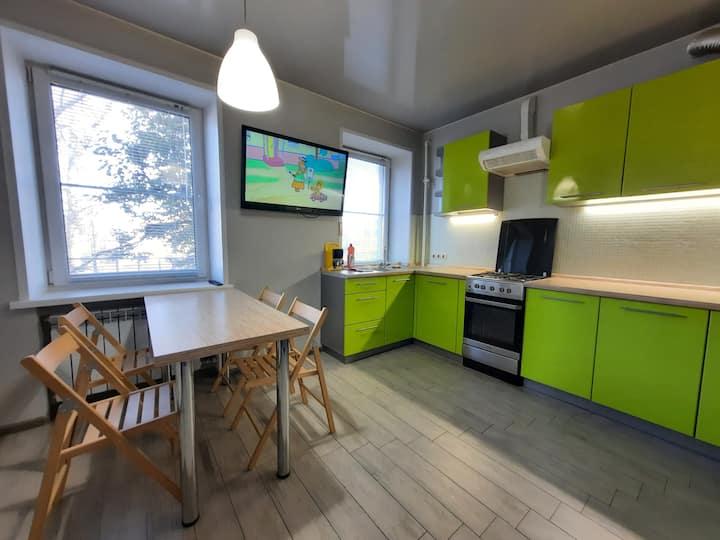 Apartments on Boldina 118