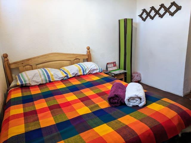 Mini apartamento cómodo en Quito centro