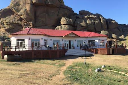 Bayankhad Astronomical Tourist camp.