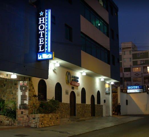 Hotel la Viñeta