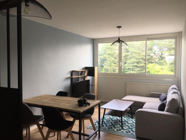 Bel appartement rénové, capacité 6 personnes