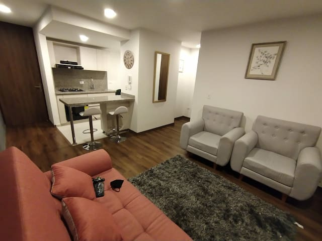 Apartamento con el mejor confort en Tunja
