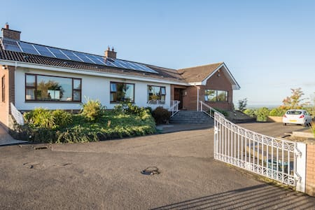 Antrim/Templepatrick/International airport - Bungalow