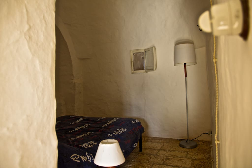 Camera da letto principale.