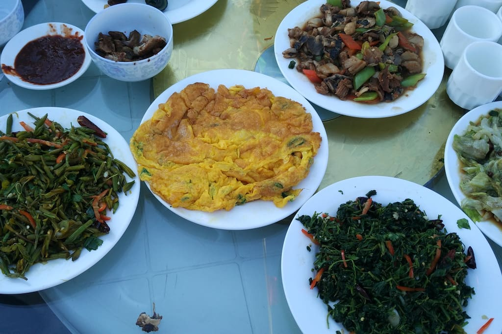 农家山野菜
