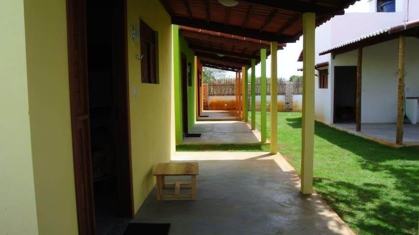Villa dei Fiori | Flats - São Miguel do Gostoso - Hotellipalvelut tarjoava huoneisto