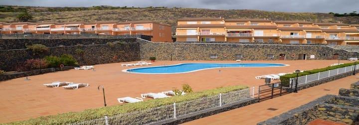 Apartamento privado con piscina