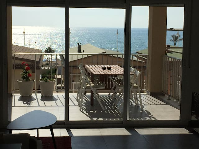 Wonderful sea views and top renovated flat. - Guardamar del Segura - Daire