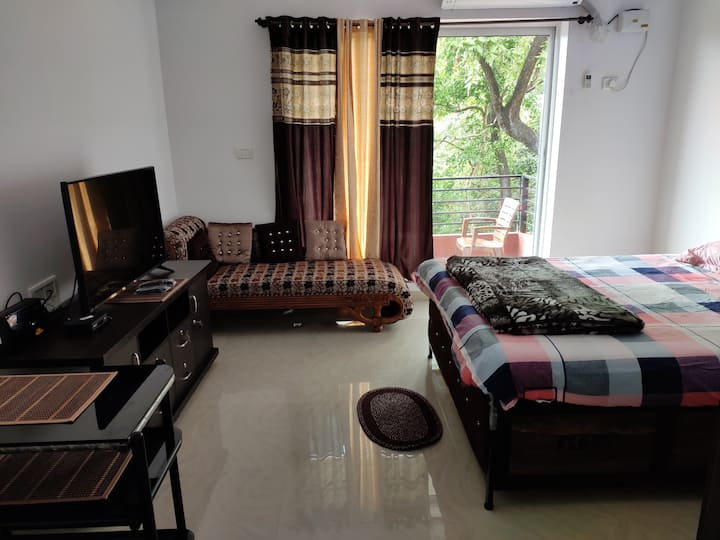 New Furnished Studio Apartment, Canacona-South Goa