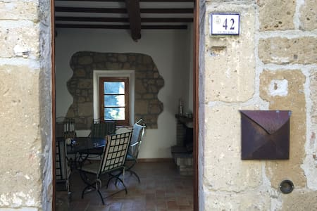 Beautiful townhouse in authentic Etruscan city
