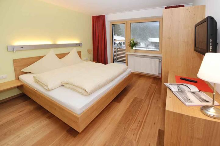 Urlaubsglück im Montafon, B&B Valbella - Partenen - Penzion (B&B)