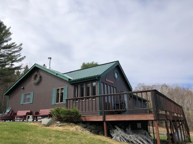 Lodge at Moosehead Lake, Rockwood, ME - Sleeps 14
