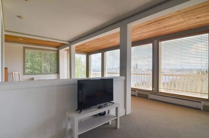 1 Bedroom Studio with a serene view - Seattle - Hus