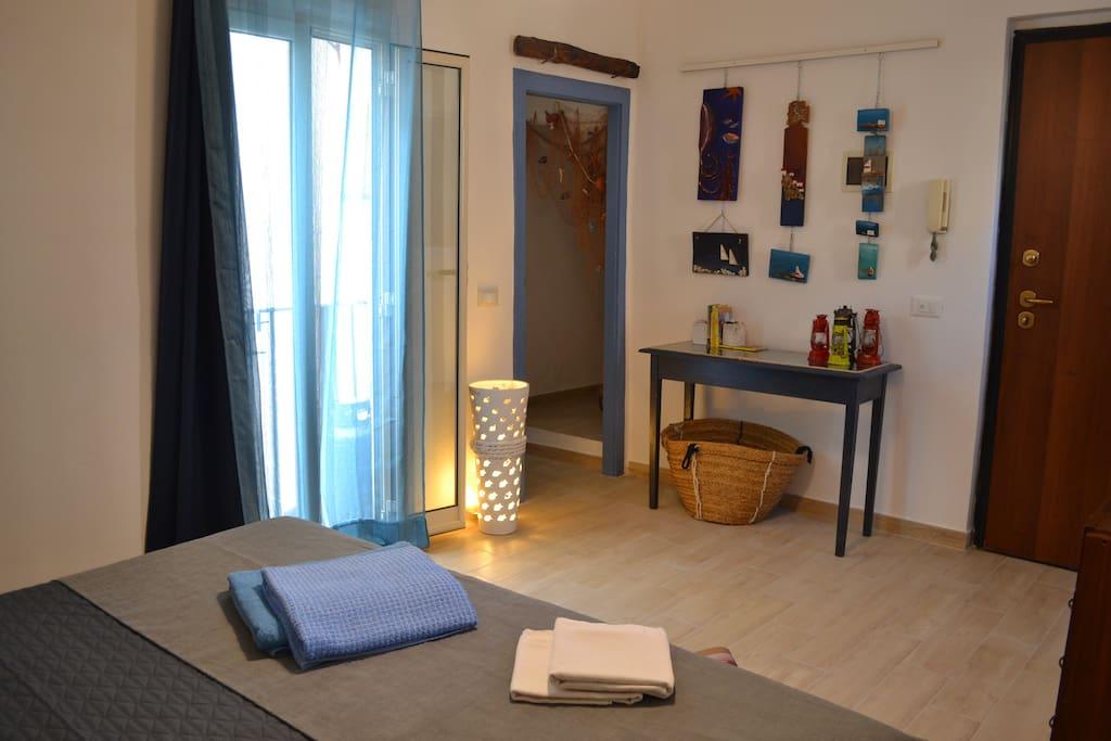 Ballar sant 39 agata mediterraneo appartamenti in for Appartamenti in affitto a palermo arredati