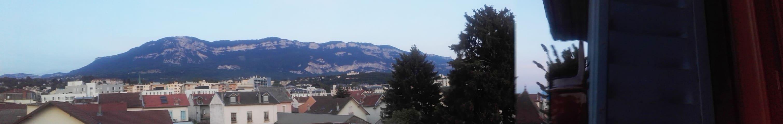 Chambre privée chez Dadou! Entre montagnes et lac!