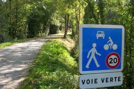 Gîte de la voie verte cosy proche de Dinan.. - Plouasne