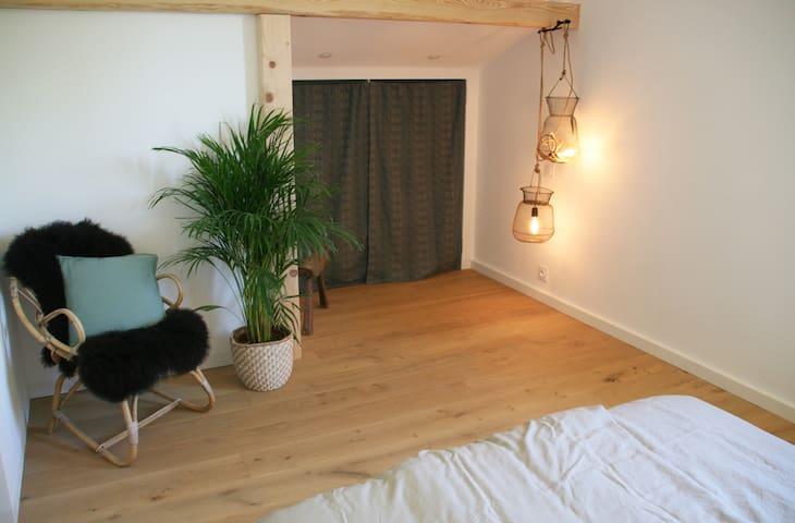 Schlafzimmer II (Etage)