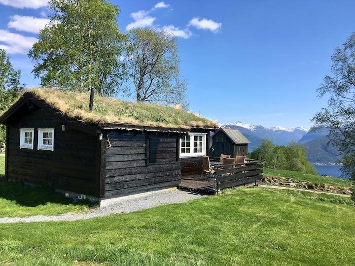 Ulvedalstunet hytte - Fagre Stryn