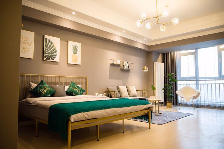 万达广场-沐舍公寓(尺度)