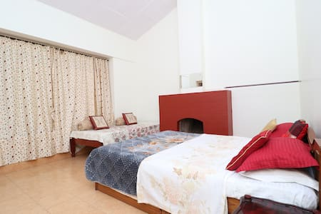 Beautiful Private Room at Green Acres, Chikmagalur