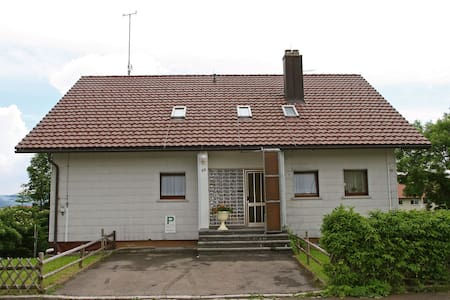 Haus Silberdistel 4496.1 - Schopfheim - Квартира