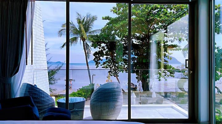 Gemini B BeachFront Vacation Villas双子海滩度假别墅