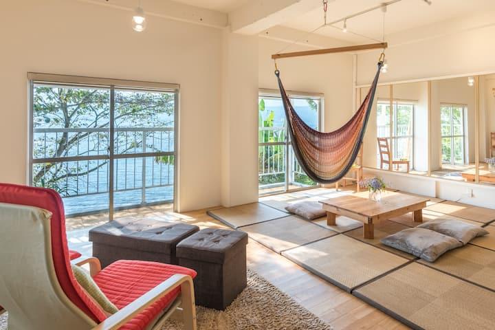 SBG:Sakura Beach GardenPrivate Resort 15mins Beppu