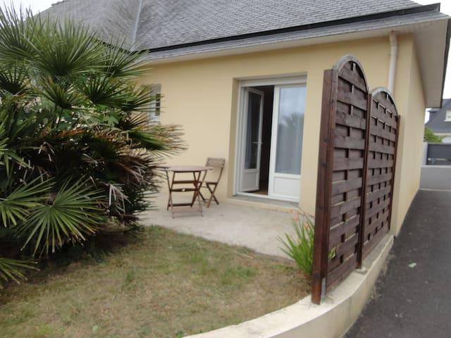 Chambres pour 2 personnes à proximité de Lorient.