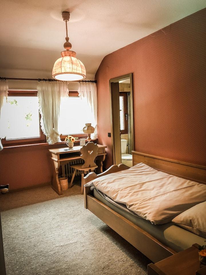 Gemütliches Einzelzimmer im idyllischen Ort Baach