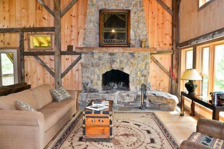 Grand Mountain Lodge - Beautiful, Must-See
