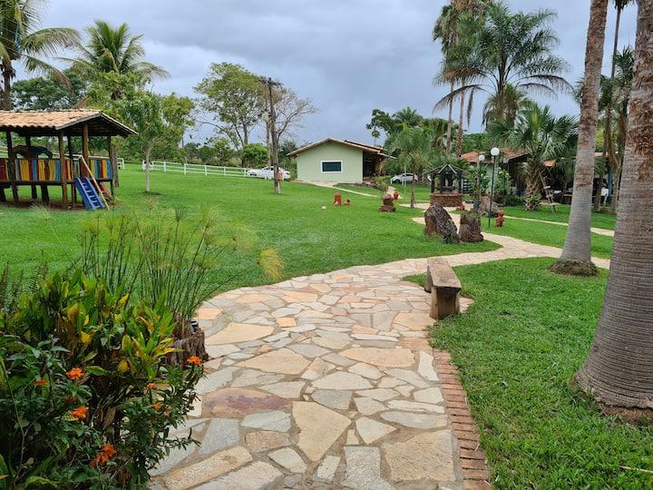 Hotel Fazenda a 30km de Goiânia!